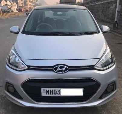 Used Hyundai Xcent 2017 MT for sale in Mumbai