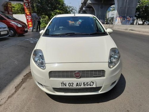 Used Fiat Punto 2012 MT for sale in Chennai