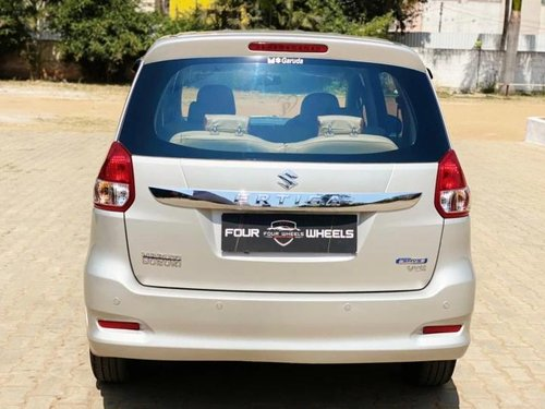 Used Maruti Suzuki Ertiga VDI 2017 MT for sale in Bangalore