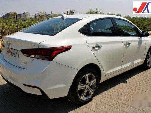 Used 2018 Hyundai Verna MT for sale in Ahmedabad