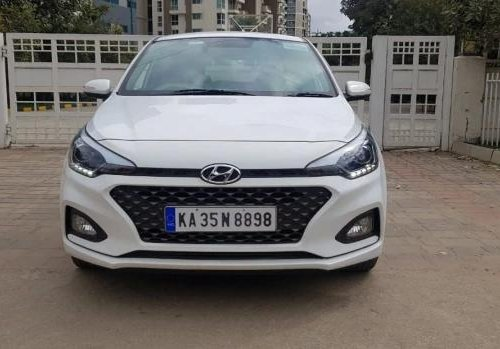 Used 2018 Hyundai i20 MT for sale in Bangalore