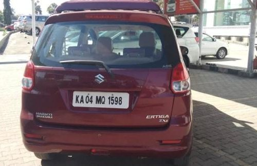 Used 2015 Maruti Suzuki Ertiga MT for sale in Bangalore