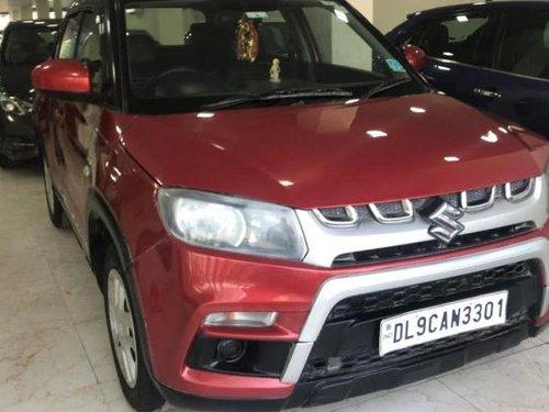 Used 2017 Maruti Suzuki Vitara Brezza MT for sale in New Delhi
