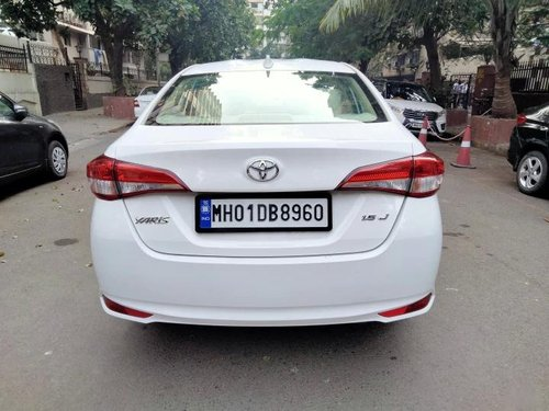 Used Toyota Yaris J 2018 MT for sale in Mumbai