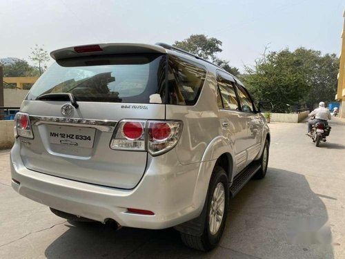 Used Toyota Fortuner 2012 AT for sale in Sangli