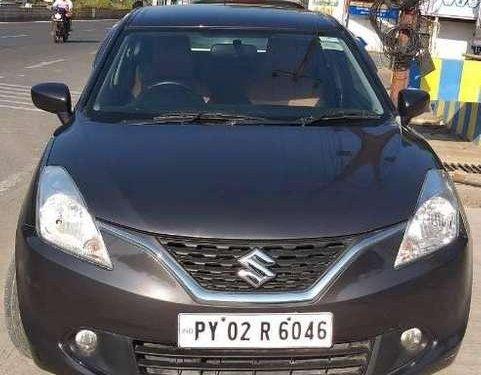 Used 2017 Maruti Suzuki Baleno MT for sale in Pondicherry