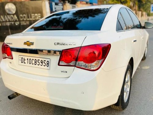 Used 2013 Chevrolet Cruze AT for sale in New Delhi -7