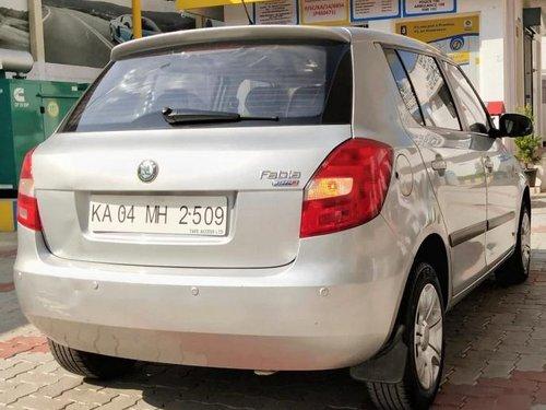 Used Skoda Fabia 1.2 MPI Classic 2010 MT for sale in Bangalore