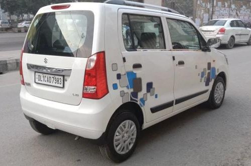 Maruti Suzuki Wagon R CNG LXI 2015 MT for sale in New Delhi