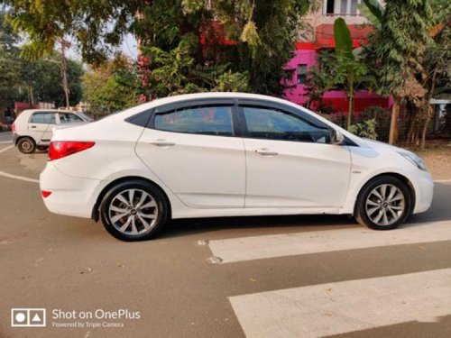 Used 2014 Hyundai Verna MT for sale in Bhopal