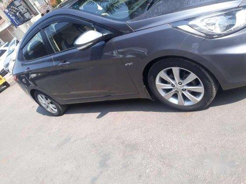 2011 Hyundai Verna CRDi 1.6 SX MT for sale in Hyderabad
