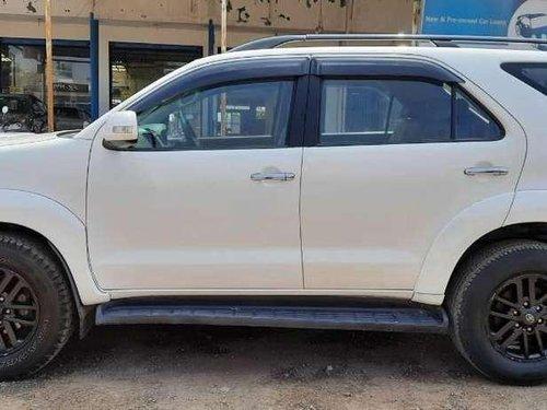 Used Toyota Fortuner 2012 MT for sale in Guntur