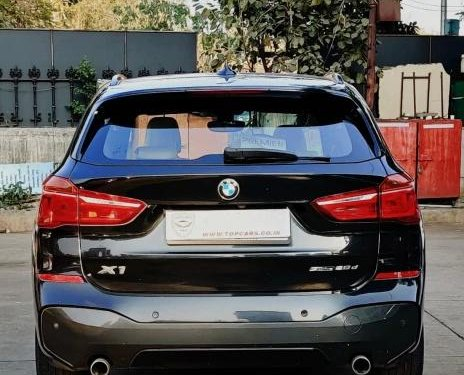 2019 BMW X1 M Sport sDrive 20d AT in Pune