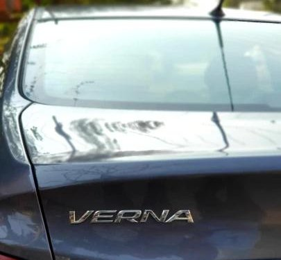 2014 Hyundai Verna 1.6 SX AT for sale in Indore