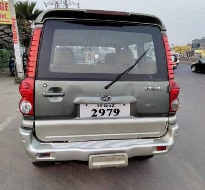 Used Mahindra Scorpio SLX 2007 MT for sale in Chennai