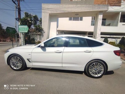 Used BMW 3 Series 320d Luxury Line 2014 AT in Hyderabad
