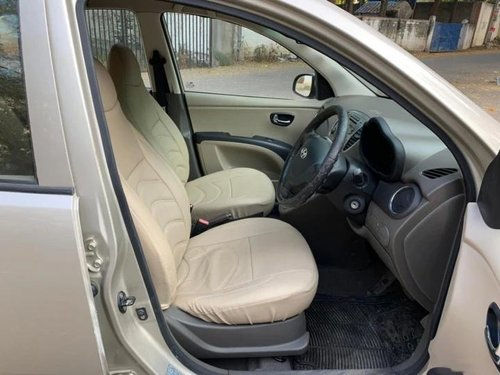 Used Hyundai i10 Sportz AT 2011 AT for sale in Pune