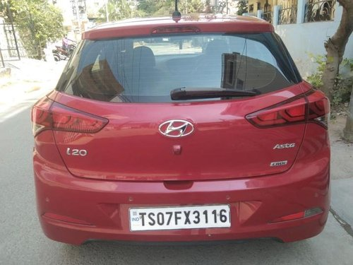 Used 2017 Hyundai i20 MT for sale in Hyderabad