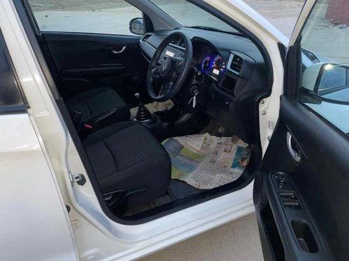 Used 2017 Honda Brio MT for sale in Faridabad