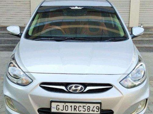 Used 2013 Hyundai Verna AT for sale in Vadodara