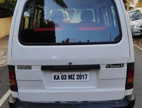 Used Maruti Suzuki Omni 2016 MT for sale in Bangalore -8
