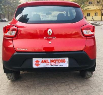 Used 2015 Renault KWID MT for sale in Thane