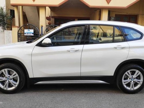Used BMW X1 2019 AT for sale in Bangalore