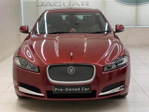 Used Jaguar XF 2011 AT for sale in Mumbai