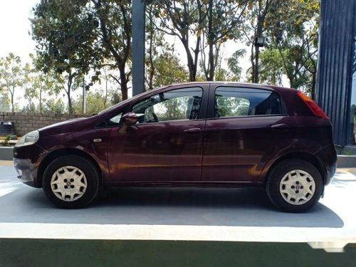 Used Fiat Punto 1.3 Dynamic 2012 MT for sale in Bangalore