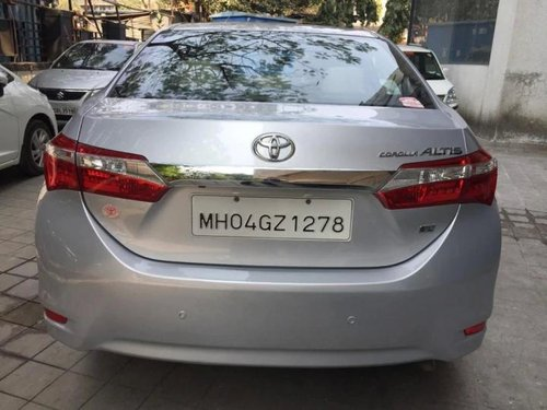 Used Toyota Corolla Altis 2015 AT for sale in Thane