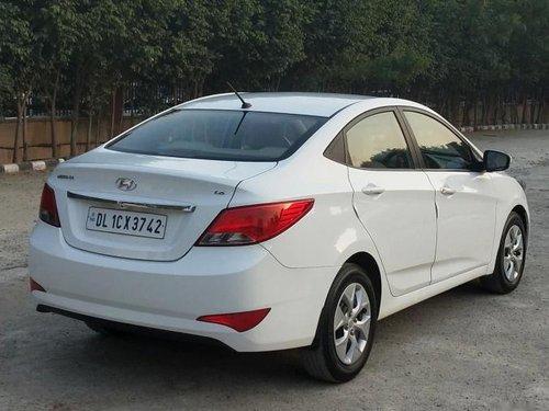 Used Hyundai Verna 2017 MT for sale in New Delhi