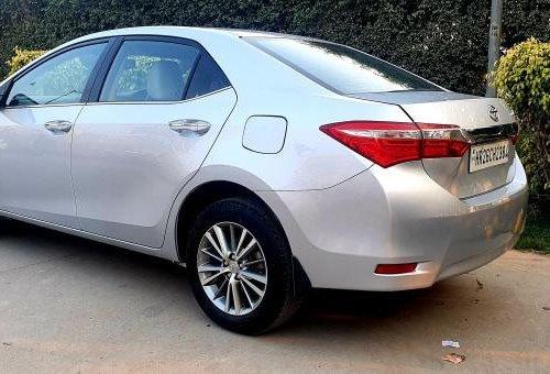 Used Toyota Corolla Altis 2014 AT for sale in New Delhi