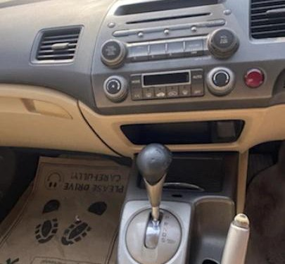 Honda Civic ZX 2007 AT for sale in New Delhi