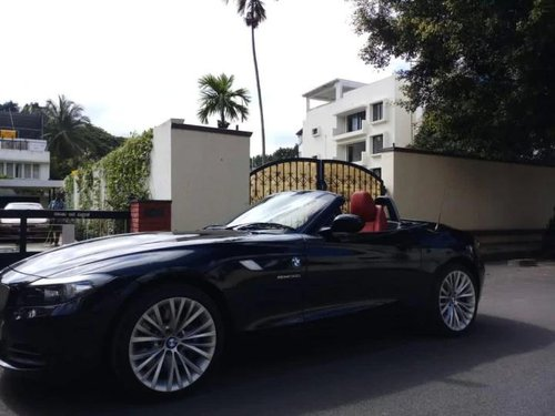 Used 2010 BMW Z4 AT for sale in Bangalore