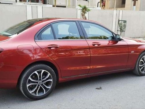 Used Mercedes Benz C-Class 2018 AT for sale in Surat