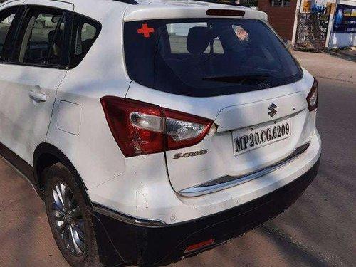 Used Maruti Suzuki S Cross 2017 MT for sale in Jabalpur