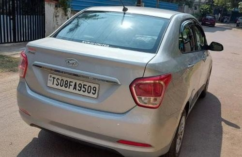 Used Hyundai Xcent 2016 MT for sale in Hyderabad