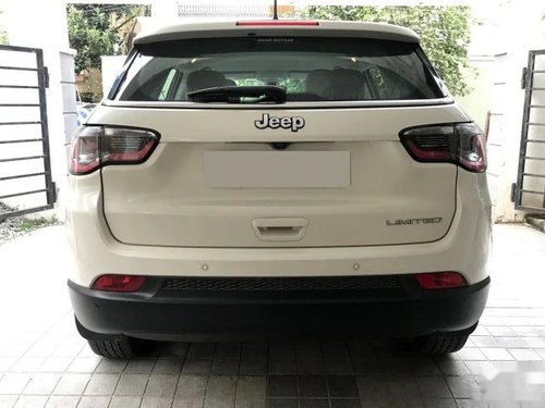 Jeep Compass 2.0 Limited 2018 MT for sale in Hyderabad