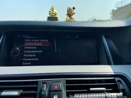 Used 2017 BMW 5 Series AT for sale in Ahmedabad