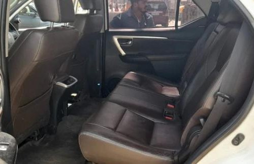 Used 2017 Toyota Fortuner MT for sale in Bangalore