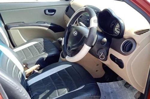 Used Hyundai i10 Sportz 1.2 2010 MT for sale in Bangalore