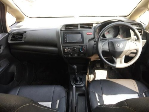 Used Honda Jazz 2015 MT for sale in Pune
