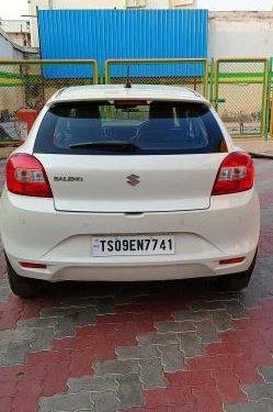 2016 Maruti Suzuki Baleno Delta MT in Hyderabad