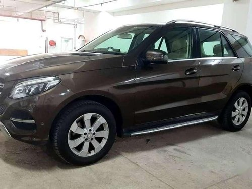 Used 2016 Mercedes Benz GLE AT for sale in Mumbai