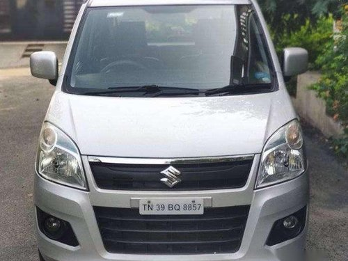 Used Maruti Suzuki Wagon R 2015 MT for sale in Coimbatore