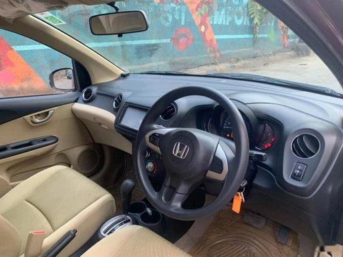 Used Honda Amaze VX AT i-Vtech 2015 AT for sale in Mumbai