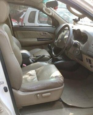 Used Toyota Fortuner 2013 MT for sale in New Delhi