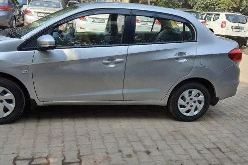 Used Honda Amaze VX i-Vtech 2016 MT for sale in New Delhi