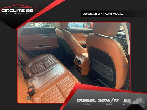Used 2016 Jaguar XF AT for sale in Pondicherry