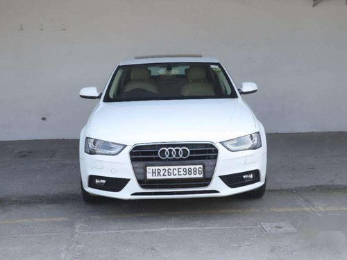 Used Audi A4 2014 AT for sale in Hisar-13
